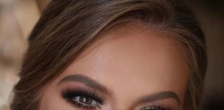 daytime makeup for hooded eyes