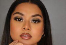 Monolid eyeshadow makeup